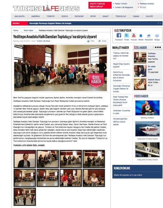 Turkish Life News-9-24-2012