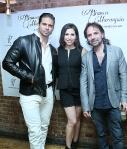 with Pedro Moreno